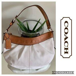 COACH Saddle Bag SoHo HoBo Bag Purse BoHo